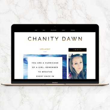 Chanity Dawn
