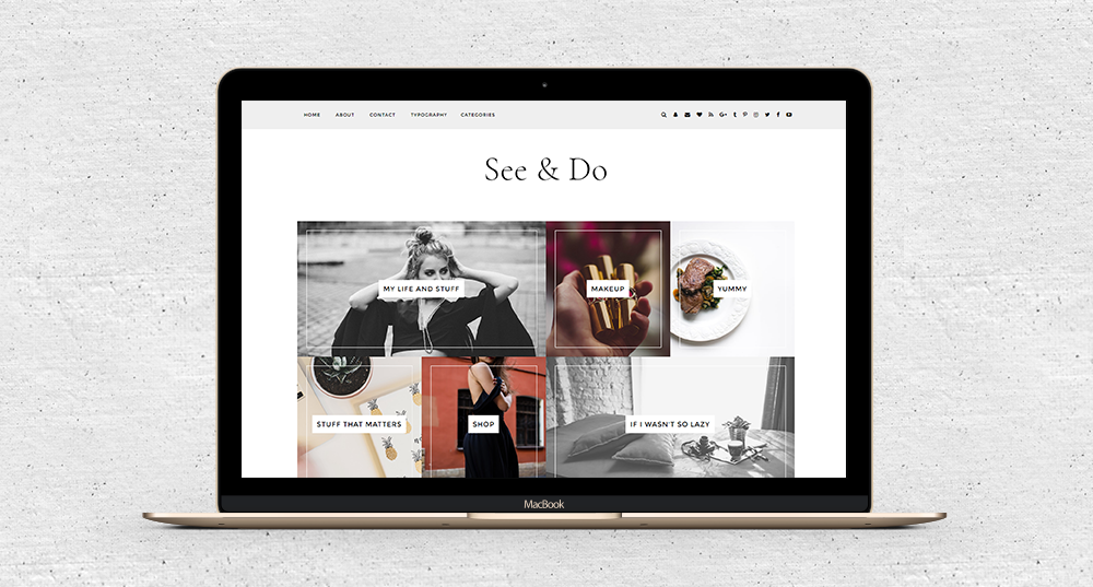 see do blogger template
