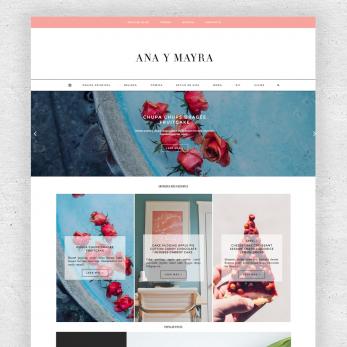 Custom Design Ana Y Mayra