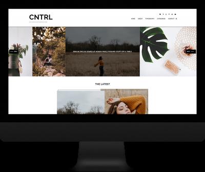 cntrl wordpress